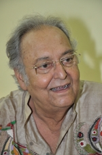 Soumitra Chatterjee from Shorshe Online