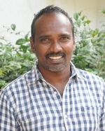 Vijay Milton from Shorshe Online